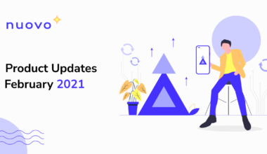 NuovoPay February 2021 Product Updates